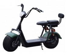 Электроскутер Citycoco X6 Double Seat 1500w