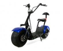 Электроскутер Citycoco Double Seat 1000w